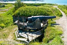 Fortress of Suomenlinna - Fortress of Suomenlinna: The guns facing west are a reminder of the period under Russian rule in the period 1808-1918. The fortress fell into...