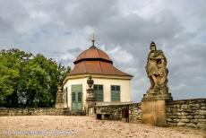 Litomyšl Castle - Litomyšl Castle: The garden pavilion, called sallet, was built in 1796, the garden pavilion was an essential part of a the Baroque gardens....