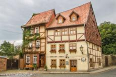 Old Town of Quedlinburg - Collegiate Church, Castle and Old Town of Quedlinburg: Quedlinburg was spared during World War II, most of the buildings are authentic, the...