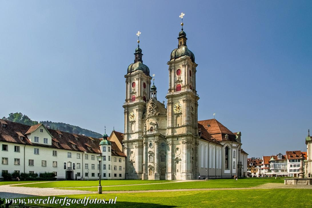 Abbey of Saint Gall - Abbey of Saint Gall: The history of the Abbey of Saint Gall begins in the year 612 AD, when the wandering Irish monk Gallus built small...