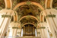 Abbey of Saint Gall - Abbey of Saint Gall: The main organ was built during the restoration of the abbey in the period 1961-1967. The abbey church was rebuilt in...
