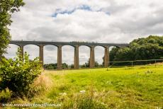 Pontcysyllte Aqueduct - Pontcysyllte Aqueduct and Canal: The Pontcysyllte Aqueduct carries the Llangollen Canal across the Dee Valley. The Pontcysyllte Aqueduct...