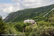 Rjukan-Notodden Industrial Heritage - Rjukan-Notodden Industrial Heritage Site: The Vemork hydroelectric plant is situated high up in the mountains. Rjukan-Notodden Industrial Heritage...