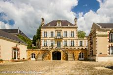 Champagne Hillsides - Champagne Hillsides, Houses and Cellars: The Bollinger Champagne House in Aÿ. Aÿ is a small wine village with an excellent...