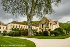 Cistercian Abbey of Fontenay - Cistercian Abbey of Fontenay: Except for the demolished refectory, the Abbey of Fontenay retains almost all of its original buildings. Amid the...