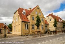 Christiansfeld, a Moravian Church Settlement - Christiansfeld, a Moravian Church Settlement: The Briant's House was the vicarage. The house was built in 1773 for one of the founders of...