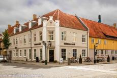 Christiansfeld, a Moravian Church Settlement - Christiansfeld, a Moravian Church Settlement: The Moravian Honey Cake Bakery. The bakery was built in 1782. Christiansfeld is famous for its honey...