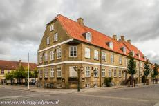 Christiansfeld, a Moravian Church Settlement - Christiansfeld, a Moravian Church Settlement: The Moravian Brethren's Hotel. The hotel was built in 1773. The building served as a guest house...