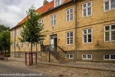 Christiansfeld, a Moravian Church Settlement - Christiansfeld, a Moravian Church Settlement: The Enkehuset, the Widows' House. The Widows' House from 1780 was the residence for the...