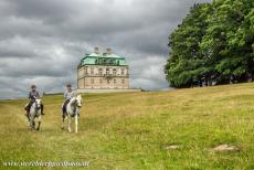 The par force hunting landscape in North Zealand - The par force hunting landscape in North Zealand: The Hermitage Hunting Lodge is situated in the middle of Jægersborg Dyrehave amidst a...