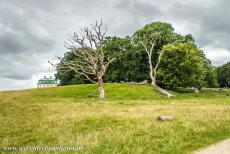 The par force hunting landscape in North Zealand - The par force hunting landscape in North Zealand: The Hermitage Hunting Lodge. The hunting park Jægersborg Dyrehave / Jægersborg...