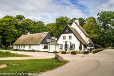 The par force hunting landscape in North Zealand - The par force hunting landscape in North Zealand: The Peter Lieps Hus is the most renowned restaurant in Jægersborg Dyrehave. The...