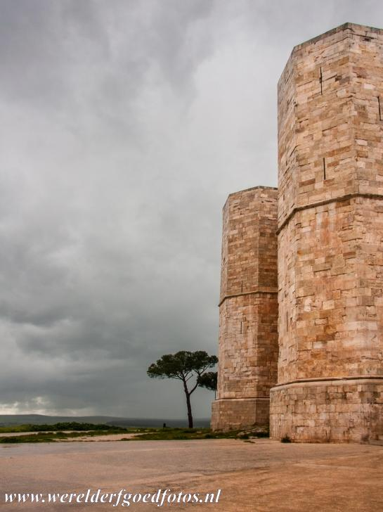 Castel del Monte - Castel del Monte was built on an isolated hill at an altitude of 540 m. Castel del Monte is an unique masterpiece of medieval military...