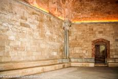 Castel del Monte - After a number of restorations Castel del Monte is back to its original beauty. There are remains of a floor mosaic in one of the rooms on the...