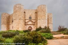 Castel del Monte - Castel del Monte (Castle upon the Mountain) was built by Emperor Frederick II in 1240-1250. Castel del Monte is situated on an isolated hill at an...