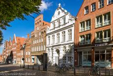 Hanseatic City of Lübeck - Hanseatic City of Lübeck: The Buddenbrook House is also known as the Thomas Mann House. The Buddenbrook House was the home of...