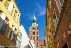 Historic Centre of Stralsund - Historic Centre of Stralsund: The Nikolaikirche, the Church of St. Nicholas, is the oldest of the three major parish churches of Stralsund and a...