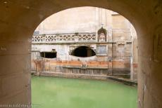 City of Bath - City of Bath: The King's Bath was built in the 12th century inside the ruins of the Roman Baths. The two arches opposite belong the 2nd...