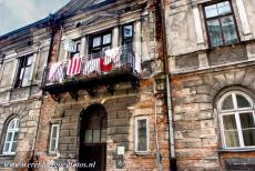 Old City of Zamość - Outside the historic centre of the Old City of Zamość. Zamość was an important trading and military centrum for many centuries. During WWII, the...