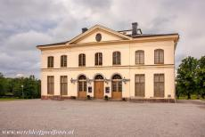 Royal Domain of Drottningholm - Royal Domain of Drottningholm: The Drottningholms Slottsteater is an opera house located in the garden of Drottningholm Palace. The present...