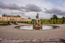 Royal Domain of Drottningholm - Royal Domain of Drottningholm: The Hercules Fountain was created by the Dutch sculptor Adriaen de Vries. The Hercules Fountain stands at the...