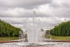 Royal Domain of Drottningholm - Royal Domain Drottningholm: Drottningholm is situated behind the fountain, large parts of the surrounding French Baroque gardens...