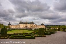 Royal Domain of Drottningholm - Royal Domain of Drottningholm: Drottningholm Palace is surrounded by a French Baroque garden and an English garden. Drottningholm Palace,...