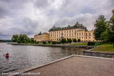 Royal Domain of Drottningholm - Royal Domain of Drottningholm: Drottningholm Palace is the private home of the Royal Family of Sweden. The 17th century Drottningholm...
