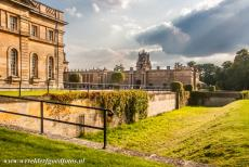 Blenheim Palace - Blenheim Palace, the the ancestral home of Sir Winston Churchill. In the villgade of Bladon near Blenheim Palace stands the small St....