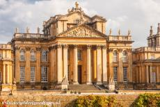 Blenheim Palace - Blenheim Palace: The main entrance ito the palace is situated at the Great Court or North Court. Blenheim Palace is one of the largest...