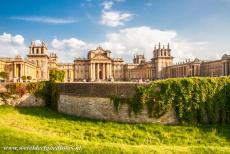 Blenheim Palace - Blenheim Palace is a large and monumental building situated in the small village of Woodstock, Oxfordshire. Blenheim was designed by the...