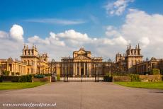 Blenheim Palace - Blenheim Palace is the only non-royal and non-episcopal country house in England to hold the title of palace. There is a Churchill Exhibition...