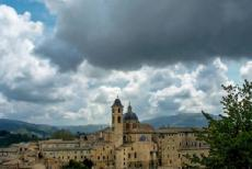 Historic Centre of Urbino - Historic Centre of Urbino: The small town of Urbino experienced a great cultural flowering in the 15th century. Urbino attracted artists and...