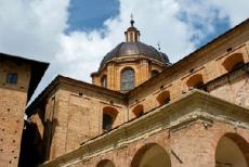 Historic Centre of Urbino - Historic Centre of Urbino: The Urbino Cathedral was founded in 1021, the cathedral houses several paintings from the 15th and 16th centuries, the...
