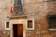 Historic Centre of Urbino - Historic Centre of Urbino: The famous Renaissance painter Raphael was born in Urbino in 1483. In this house, his father Giovanni Santi,...