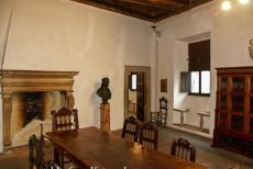Historic Centre of Urbino - Historic Centre of Urbino: A room in Raphael's birth house, the young Raphael was taught to paint by his father here. What was...
