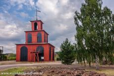 Great Copper Mountain in Falun - Mining Area Great Copper Mountain in Falun: The Creutz Shaft Head building was constructed in 1852 to protect the water pumps and hoisting...