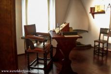 Medieval Town of Torun - Medieval Town of Toruń: One of the rooms in the birth house of Nicolaus Copernicus. Now, the house where Copernicus was born is the Nicolaus...