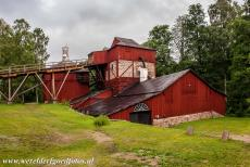 Engelsberg Ironworks - Engelsberg Ironworks: The smelting house contains the blast furnace, the smelting house is one of the few remaining smelting houses of this...