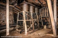 Engelsberg Ironworks - Engelsberg Ironworks: The pistons regulated the blast of air in the blast furnace. Engelsberg Ironworks is a good example of an European...