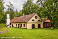 Engelsberg Ironworks - Engelsberg Ironworks: The first blacksmith's forge was built in 1624, known as the Manor Forge. The forge was rebuilt in 1845, the...
