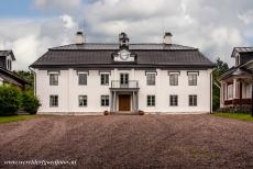 Engelsberg Ironworks - Engelsberg Ironworks: The manor house was built around the year 1700, probably as a single-storey building. The manor house of Engelsberg was...