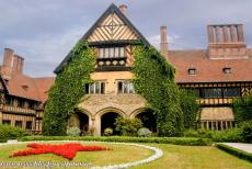 Palaces and Parks of Potsdam and Berlin - Cecilienhof Palace was built in the period 1914-1917. Cecilienhof was created in the style of an English country house. It was the...