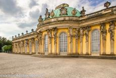 Palaces and Parks of Potsdam and Berlin - Palaces and Parks of Potsdam and Berlin: Sanssouci Palace was built for King Frederick the Great in 1745-1747. Sanssouci Palace was the...