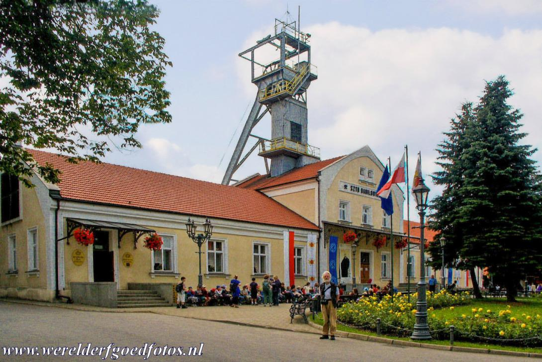 Wieliczka and Bochnia Royal Salt Mines - The main building and the Danilowicz Shaft of the Wieliczka Salt Mine, situated near Kraków in southern Poland. The Wieliczka Salt...