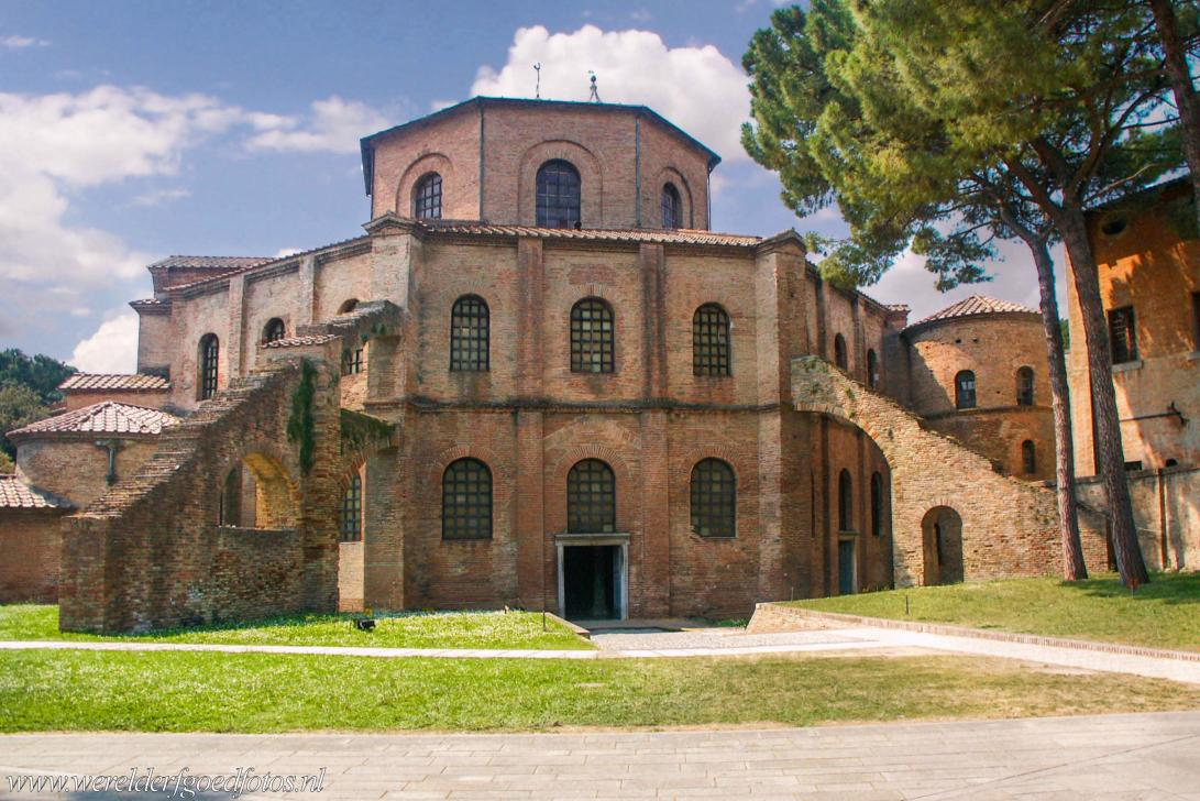 Early Christian Monuments of Ravenna - Early Christian Monuments of Ravenna: The Basilica of San Vitale is one of the most important monuments of Early Christian art in Italy. The San...