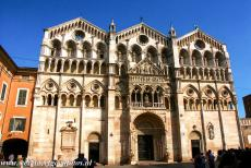 Ferrara, City of the Renaissance - Ferrara, City of the Renaissance, and its Po Delta: The present Ferrara Cathedral, the San Giorgio Cathedral, was built in the 12th century, when...