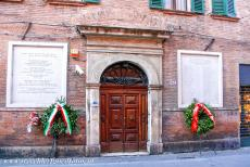 Ferrara, City of the Renaissance - Ferrara, City of the Renaissance, and its Po Delta: The Jewish Synagogue is housed in a historic building of the Jewish community. The...