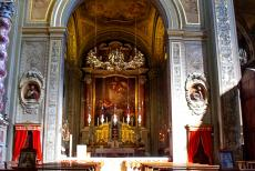 Ferrara, City of the Renaissance - Ferrara, City of the Renaissance, and its Po Delta: Ferrara Cathedral has a nave, two aisles and several side chapels. After a fire in the...
