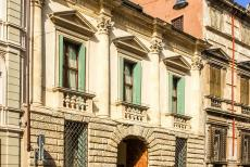 Vicenza and the Palladian Villas of the Veneto - The Palazzo Schio in the city of Vicenza is the 16th century patrician palace of Bernardo Schio. The architect Andrea Palladio designed...